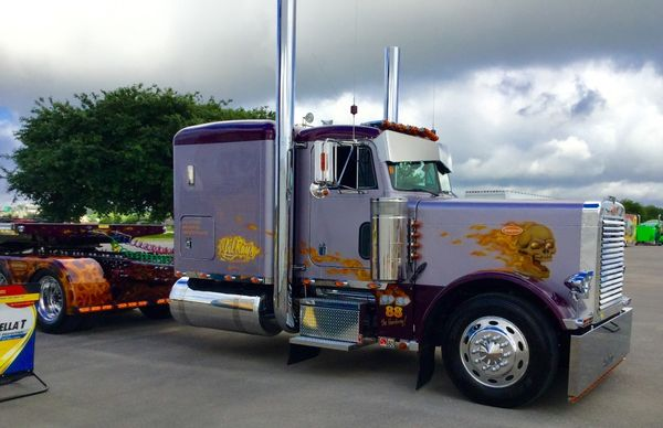 Shell Rotella SuperRigs 2015