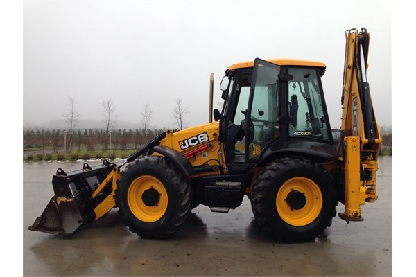 Продажа JCB 4CX Eco JCB 4CX