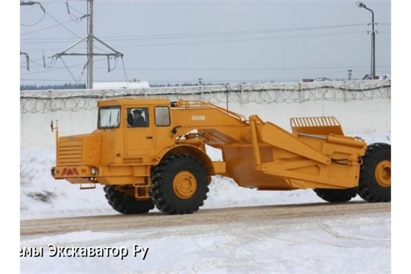 Аренда Аренда скрепера Caterpillar TS225 Санкт-Петербург CATERPILLAR