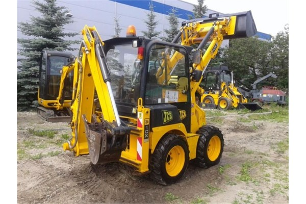 Продажа J. C. Bamford Excavators Ltd 1CX JCB