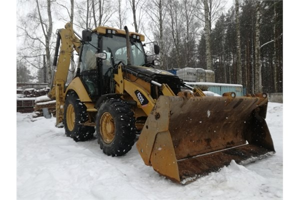 Продажа Caterpillar 432E CAT 432E