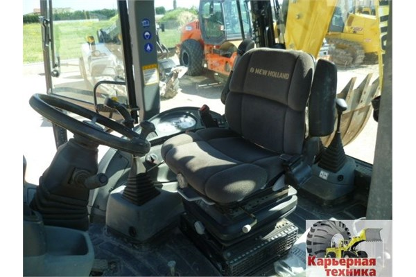 Продажа New Holland B110-4PT New Holland