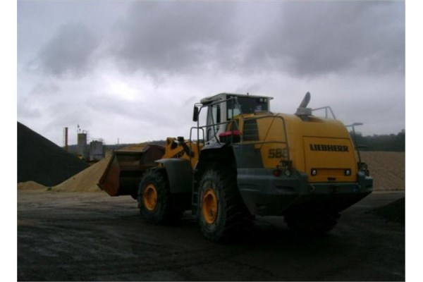 Продажа Liebherr L 586 2PLUS2 Liebherr L 586 2plus2