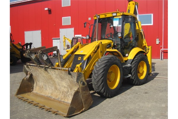 Продажа JCB 4CX SUPER JCB 4CX Super