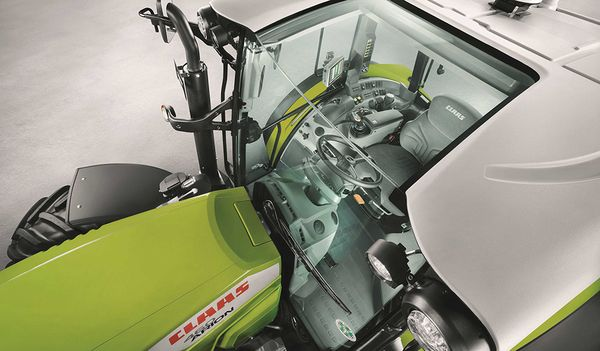 CLAAS ARION 400 (2)
