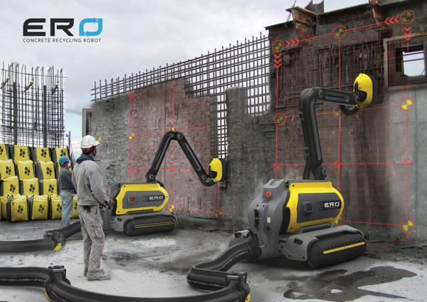 ERO Concrete Recycling Robot (2)