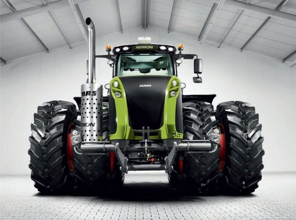 CLAAS - XERION