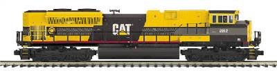 Caterpillar SD70ACe