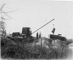 Bantam Dragline HalfTrack