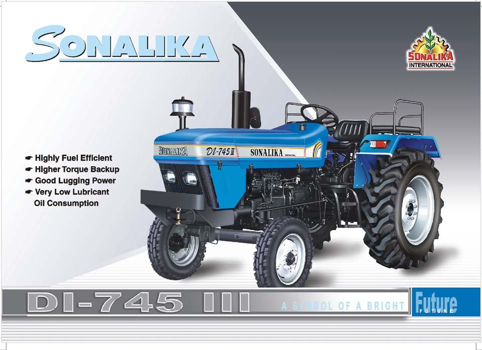 report on sonalika tractors New delhi: international tractors limited , makers of sonalika-branded tractors, on wednesday reported 196% increase in sales at 81531 units for the last financial year this is the highest sale of tractors ever to be recorded in the history of the company.