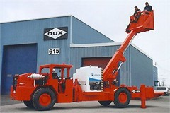 DUX P1 Emulsion Loader