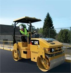 CATERPILLAR CC34 Combi