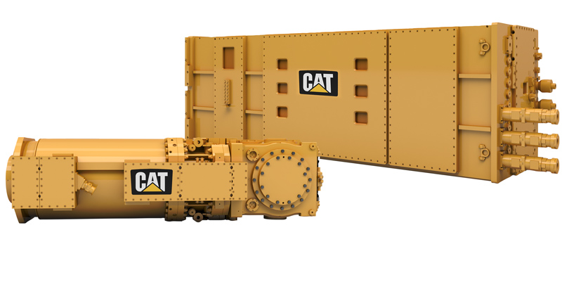 Caterpillar HTD4100