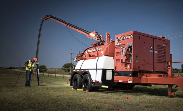 Ditch Witch FX65
